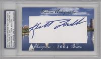 Keith Foulke /8 [PSA/DNA Certified Auto]