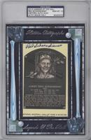 Red Schoendienst /91 [PSA/DNA Certified Auto]