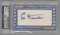 Leo Durocher /7 [PSA/DNA Certified Auto]