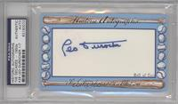 Leo Durocher /7 [ENCASED]