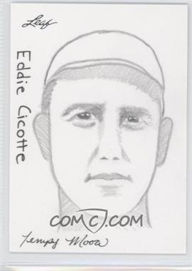 2012 Leaf Best of Baseball Sketch #N/A - [Missing] /1