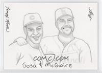 Sammy Sosa, Mark McGwire (Tempy Moore) /1