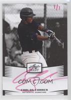 Carlos Correa (Pink Ink /1)