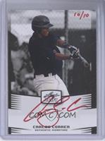 Carlos Correa (Red Ink /10)