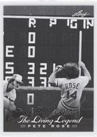 Pete Rose