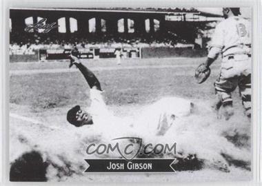 2012 Leaf Sports Icons Josh Gibson #10 - Johnny Giavotella