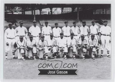 2012 Leaf Sports Icons Josh Gibson #4 - Johnny Giavotella