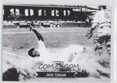 2012 Leaf Sports Icons: The Search for Josh Gibson #10 - Josh Gibson