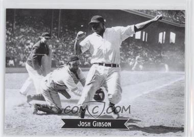 2012 Leaf Sports Icons: The Search for Josh Gibson #11 - Josh Gibson