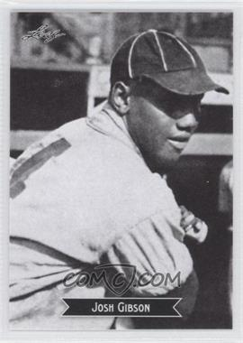 2012 Leaf Sports Icons: The Search for Josh Gibson #2 - Josh Gibson