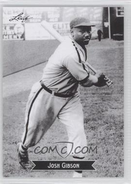 2012 Leaf Sports Icons: The Search for Josh Gibson #3 - Josh Gibson