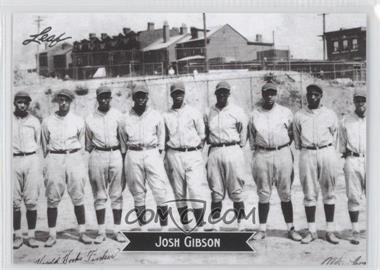 2012 Leaf Sports Icons: The Search for Josh Gibson #7 - Josh Gibson