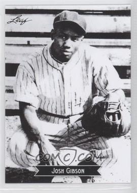 2012 Leaf Sports Icons: The Search for Josh Gibson #8 - Josh Gibson