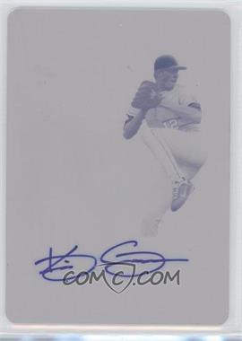 2012 Leaf Ultimate Draft Draft Day Printing Plate Magenta #DD-KG1 - Kevin Gausman /1