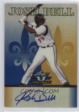 2012 Leaf Valiant - [Base] - Blue #VA-JB1 - Josh Bell /99