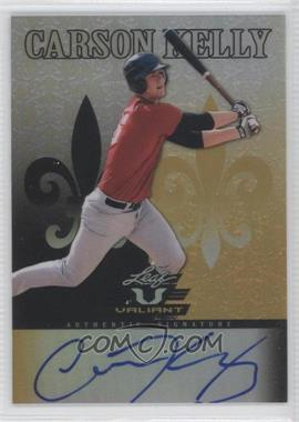 2012 Leaf Valiant Black #VA-CK1 - Carson Kelly /5