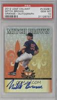 Mitch Brown /99 [PSA 10]