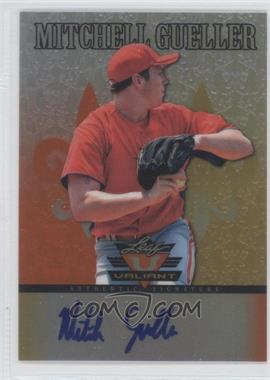 2012 Leaf Valiant Orange #VA-MG1 - Mitchell Gueller /99