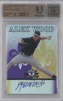 Alex Wood /25 [BGS9.5]