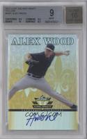 Alex Wood /10 [BGS9]