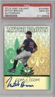 Mitch Brown [PSA10]