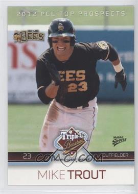 2012 Multi-Ad Sports Pacific Coast League Top Prospects - [Base] #31 - Mike Trout