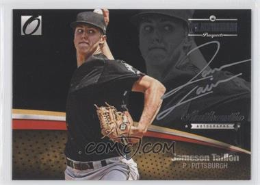 2012 Onyx Platinum Prospects - Autographs - Silver Ink #PPA15 - Jameson Taillon /115