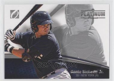 2012 Onyx Platinum Prospects - [Base] #PP06 - Dante Bichette Jr. /500