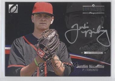 2012 Onyx Platinum Prospects [???] #PPA11 - Justin Nicolino /135