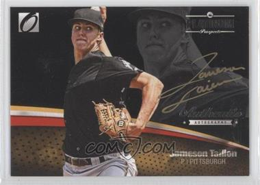 2012 Onyx Platinum Prospects Autographs Gold Ink Non-Numbered #PPA15 - Jameson Taillon /25