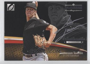 2012 Onyx Platinum Prospects Autographs Silver Ink #PPA15 - Jameson Taillon /115