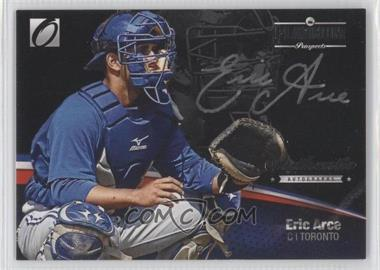 2012 Onyx Platinum Prospects Autographs Silver Ink #PPA2 - Eric Arce /145