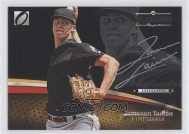 2012 Onyx Platinum Prospects Autographs Silver #PPA15 - Jameson Taillon /115