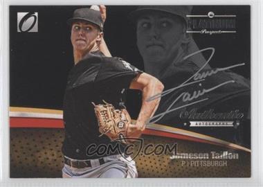 2012 Onyx Platinum Prospects Autographs Silver #PPA15 - Jameson Taillon /115