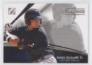 2012 Onyx Platinum Prospects #PP06 - Dante Bichette Jr. /500