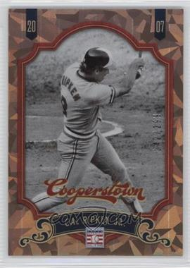 2012 Panini Cooperstown - [Base] - Crystal Collection #131 - Cal Ripken Jr. /299