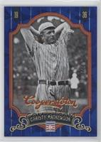 Christy Mathewson /499