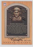 Roger Bresnahan, New York Giants /599