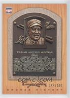 Bill McGowan /599