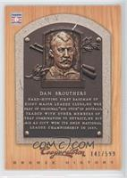 Dan Brouthers /599
