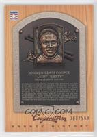 Andy Cooper /599