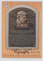 Harry Heilmann /599