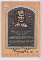 Jake Beckley /599
