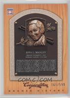 Effa Manley /599