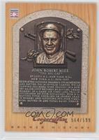 Johnny Mize /599