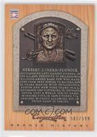 Herb Pennock /599