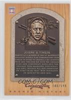 Joe Tinker /599
