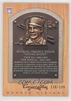 Mickey Welch, New York Giants /599