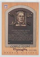 Vic Willis /599