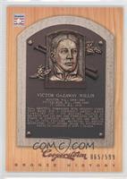 Vic Willis /599